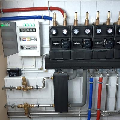 Автоматика отопления в частном доме